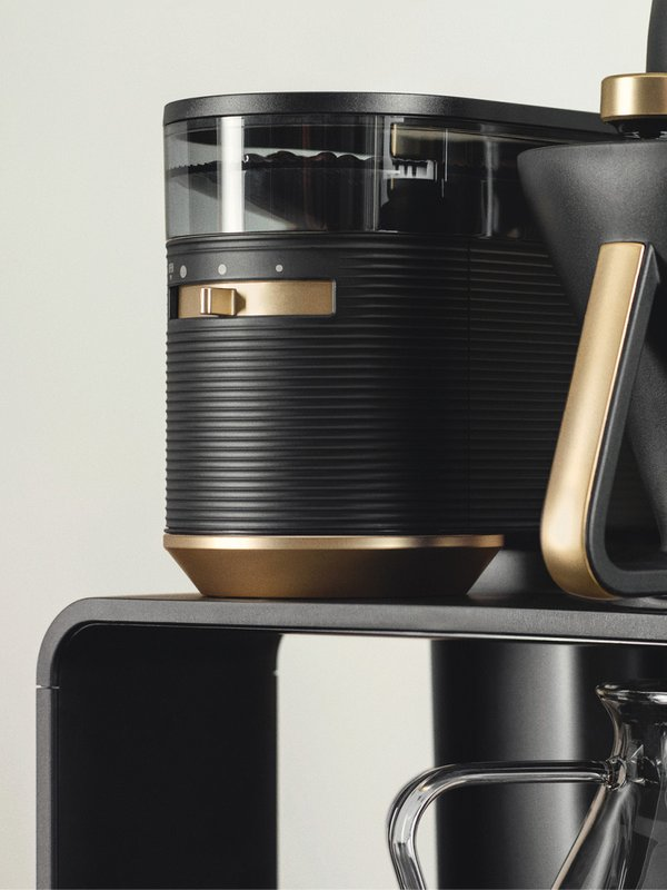 The Melitta® EPOS® integrated coffee grinder